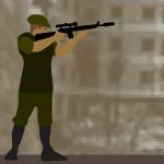 Игра Выстрелы с отскоками