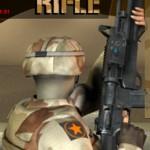 Игра Военный стрелок в пустыне