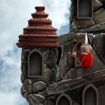 Игра Атака на древний замок