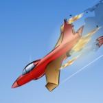 Игра Доставка груза на военном самолете