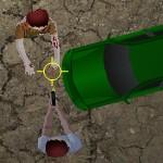 Игра Сражение против зомби на парковке