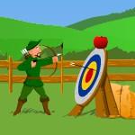 Игра Стрелок на природе