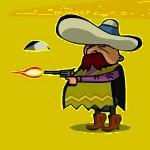 Игра Американские ковбои дикого запада на дуэли