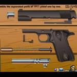 Игра Учимся собрать пистолет быстро