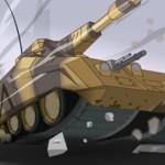 Игра Большой танк в городе