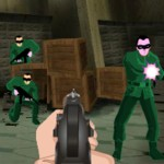 Игра Стрелялка против бандитов