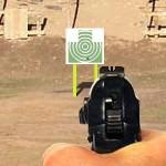 Игра Стрельба из пистолета на полигоне