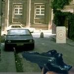 Игра Стрелялка с мишенями в городе
