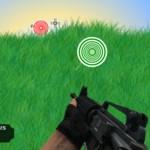 Игра Стрелялка с цветными мишенями