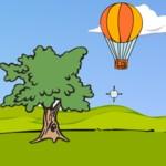 Игра По воздушным шарам и дирижаблям
