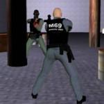 Игра Штурм здания с бандитами