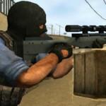Игра Флеш симулятор Counter Strike