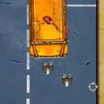 Игра На автобусе против зомби