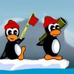 Игра Онлайн стрелялка с пингвинами