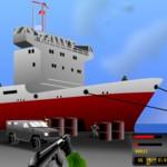 Игра Перестрелка на пристани