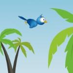 Игра Стрельба по синим птичкам