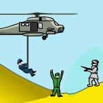 Игра Пилот военного вертолета