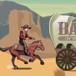 Игра Охота на бандитов на диком западе