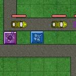 Игра Защита от нашествия машин