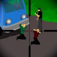 Игра Работа снайпером - онлайн стрелялка