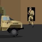 Игра Стрелялка в военном городе