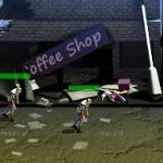 Игра Защита города от зомби