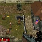 Игра Защита здания от обстрела