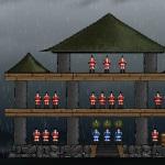 Игра Осада зданий