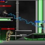 Игра Онлайн игра со стрельбой от третьего лица