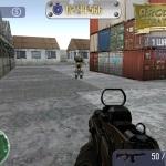 Игра Американский солдат на военной базе