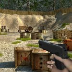 Игра Тренировочные стрельбы онлайн