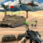 Игра Защита танка на острове от нападения