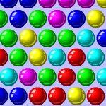 Игра По разноцветным шарикам