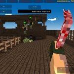 Игра Pixel Warfare - мультиплеерная игра