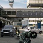 Игра Перестрелка в аэропорту