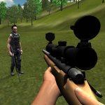 Игра Снайпер на террасе
