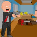 Игра Игра стрелялка: Агент Смит