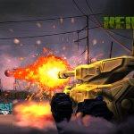 Игра Опасное прохождение танка
