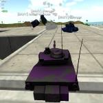 Игра Танковые битвы в юнити 3Д