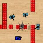 Игра Стрелялка: Танковая арена