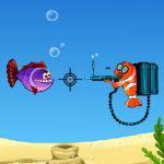 Игра Рыбные стрелялки под водой